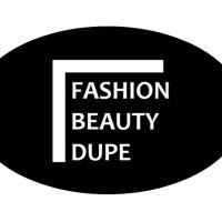 fashionbeautydupe