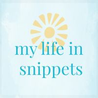mylifeinsnippets